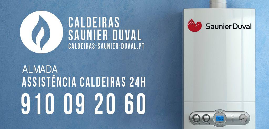 Assistência Caldeiras Saunier Duval Almada