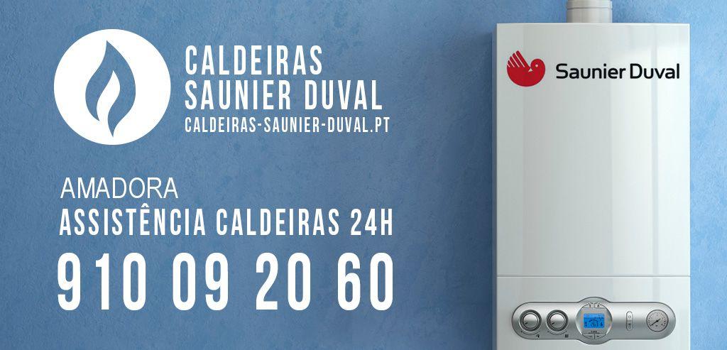 Assistência Caldeiras Saunier Duval Amadora