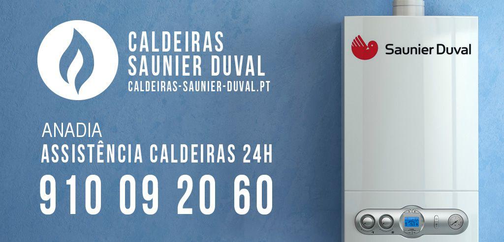 Assistência Caldeiras Saunier Duval Anadia