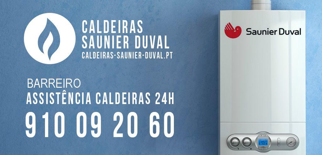 Assistência Caldeiras Saunier Duval Barreiro