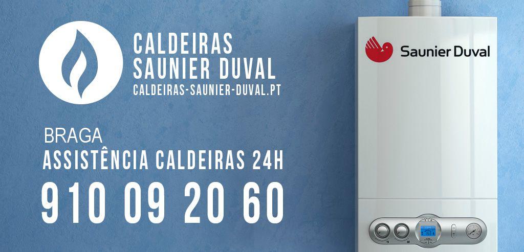 Assistência Caldeiras Saunier Duval Braga