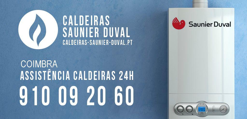 Assistência Caldeiras Saunier Duval Coimbra