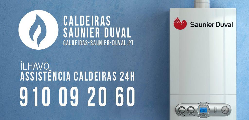 Assistência Caldeiras Saunier Duval Ílhavo