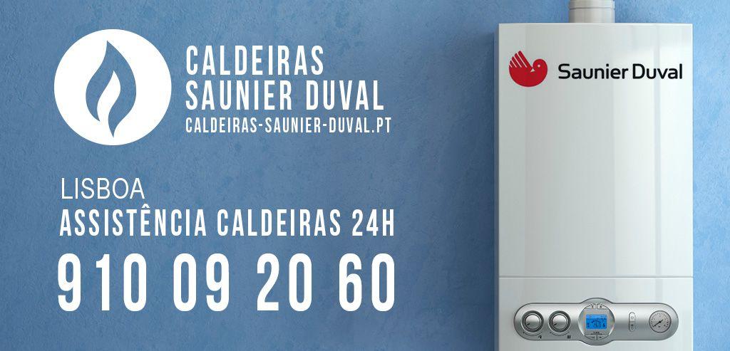 Assistência Caldeiras Saunier Duval Lisboa
