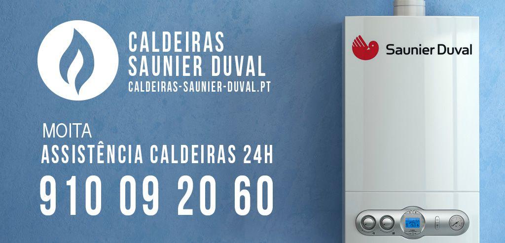 Assistência Caldeiras Saunier Duval Moita