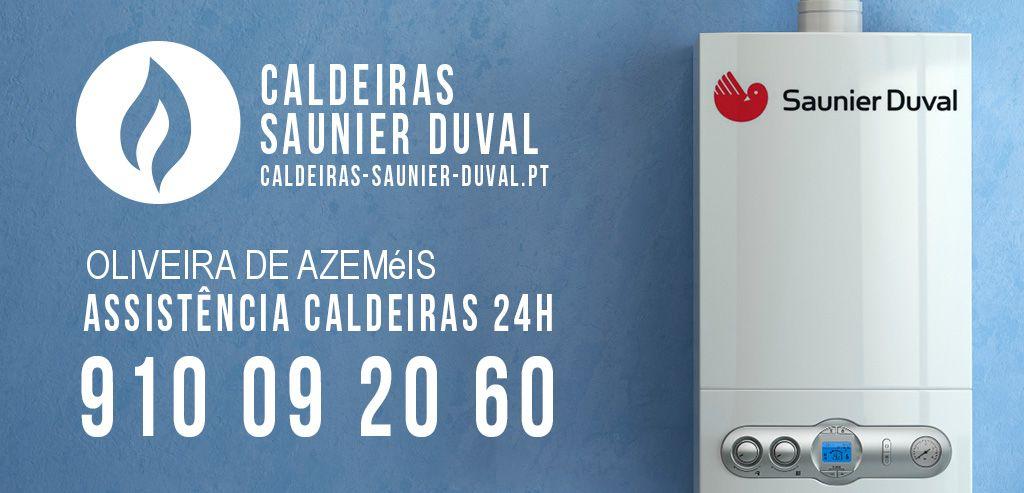 Assistência Caldeiras Saunier Duval Oliveira de Azeméis