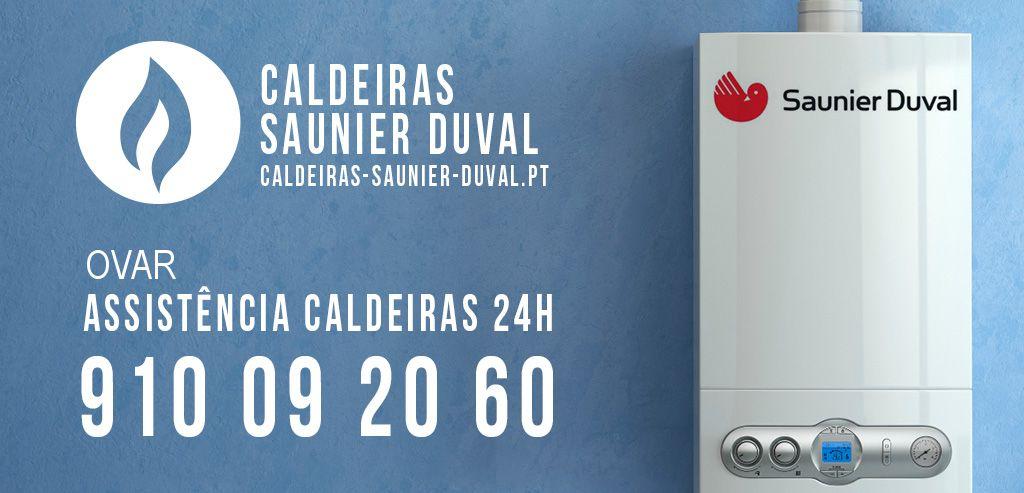 Assistência Caldeiras Saunier Duval Ovar