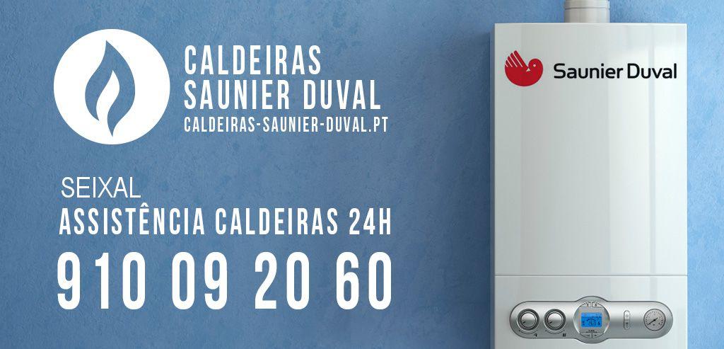 Assistência Caldeiras Saunier Duval Seixal